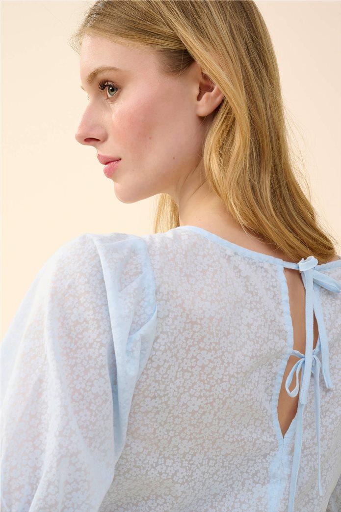 Orsay γυναικεία μπλούζα με floral print 3