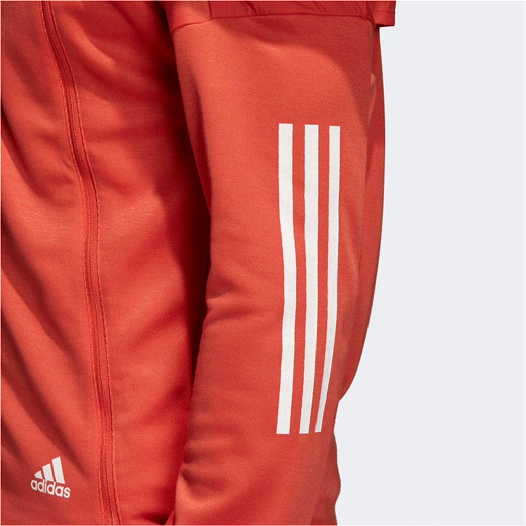 Adidas ανδρική ζακέτα ID Hybrid πορτοκαλί 4