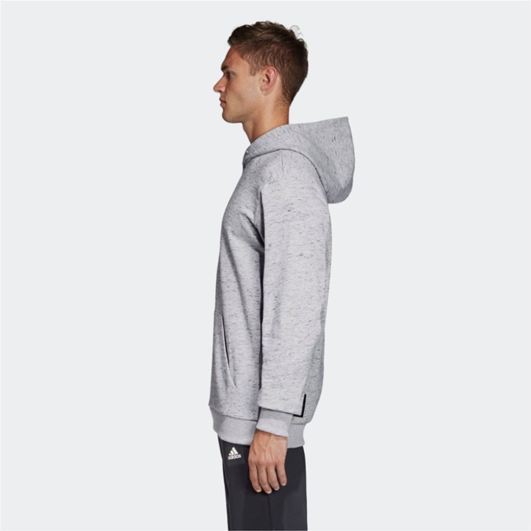 e07a17a5d0be Adidas ανδρικό φούτερ με κουκούλα ID Heavy Terry Hoodie 2