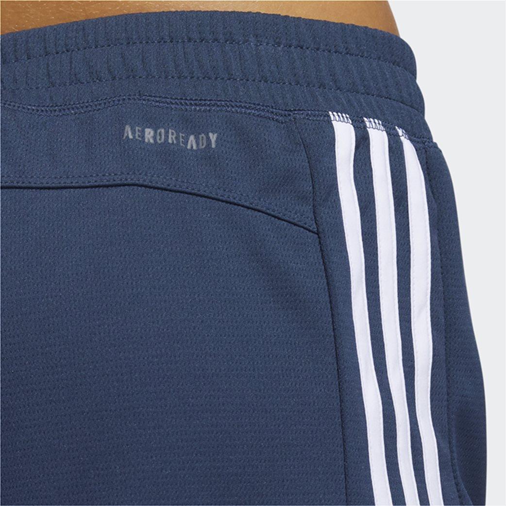 Adidas γυναικείο αθλητικό σορτς ''Pacer 3-Stripes'' 4