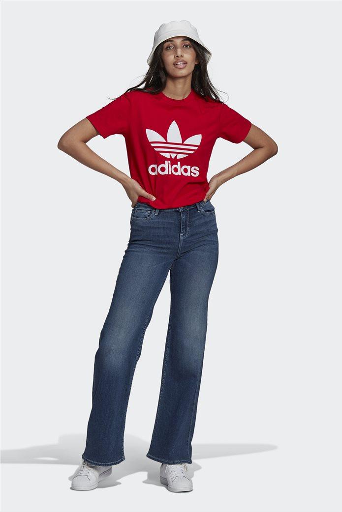 Adidas γυναικείο T-shirt ''Classics Trefoil'' 1