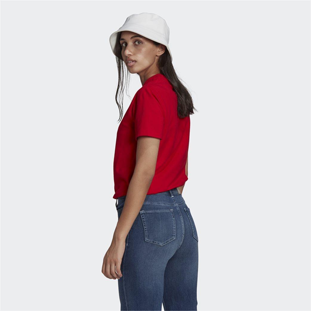 Adidas γυναικείο T-shirt ''Classics Trefoil'' 2
