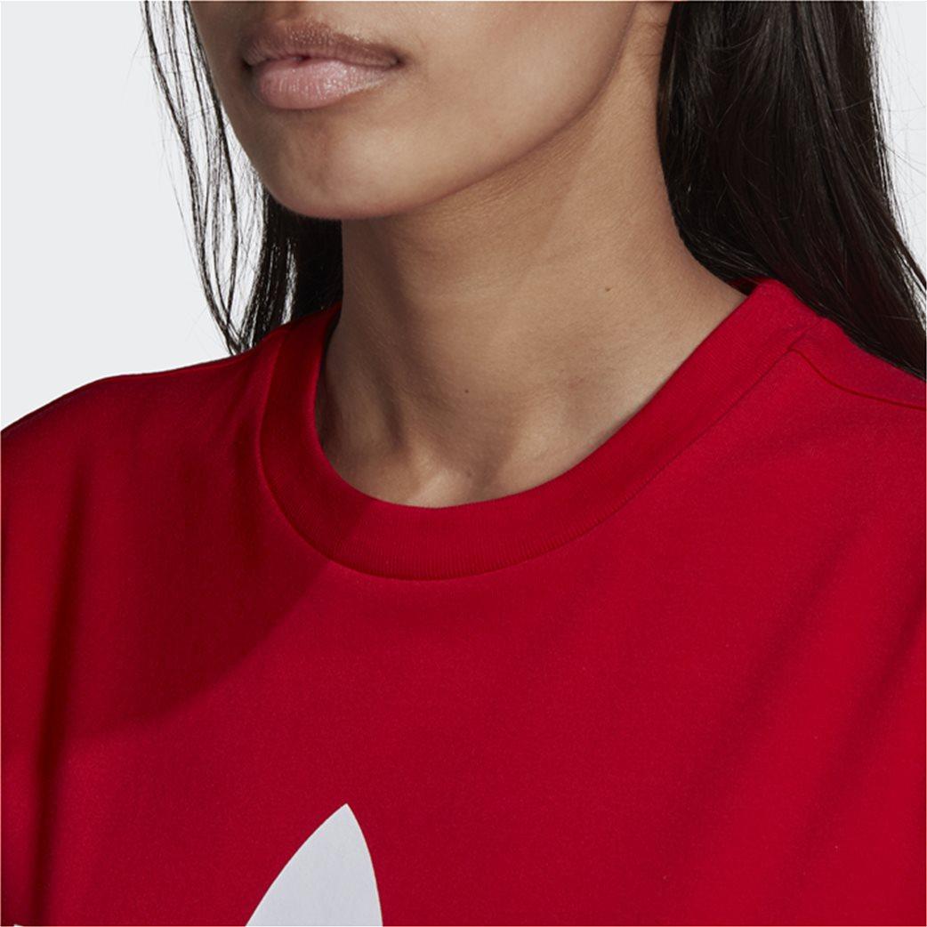 Adidas γυναικείο T-shirt ''Classics Trefoil'' 3