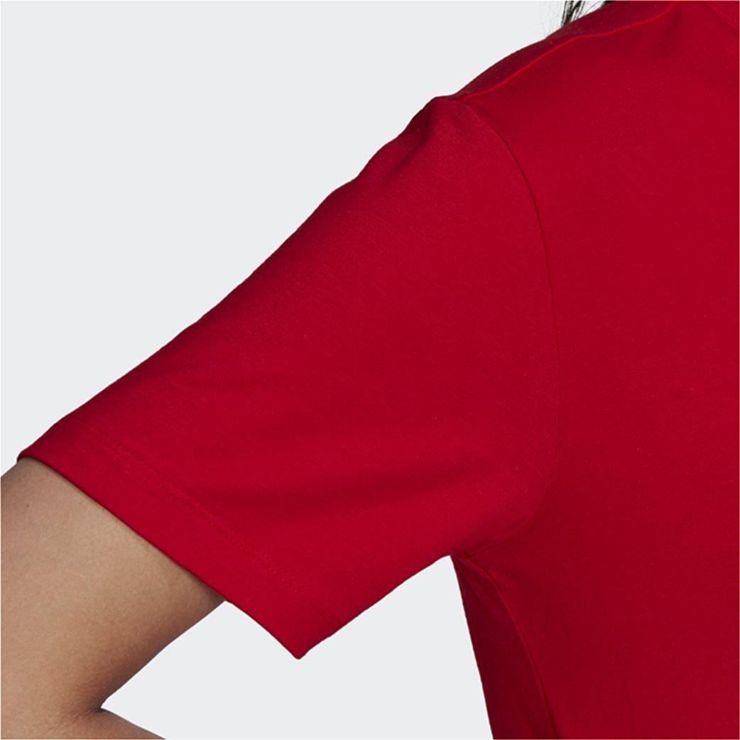 Adidas γυναικείο T-shirt ''Classics Trefoil'' 4