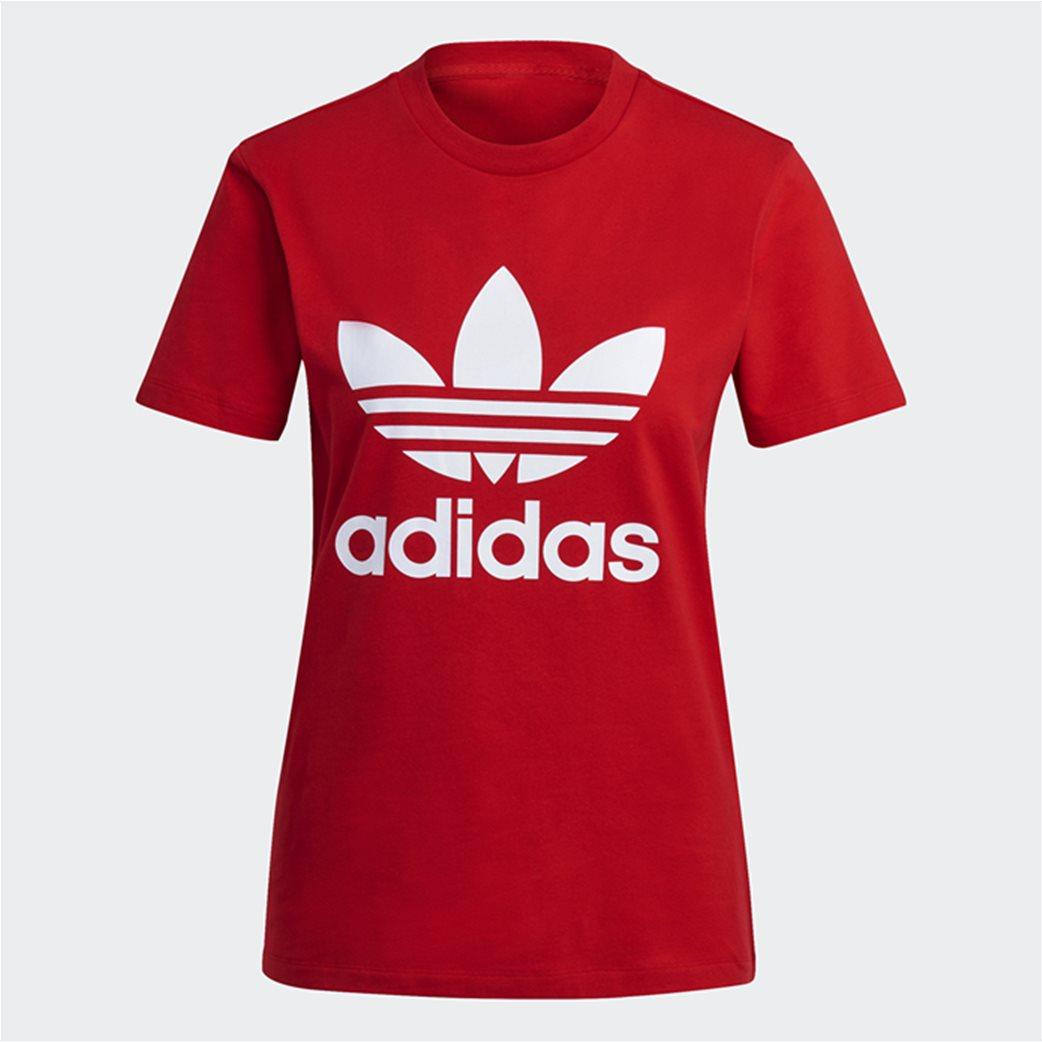 Adidas γυναικείο T-shirt ''Classics Trefoil'' 5