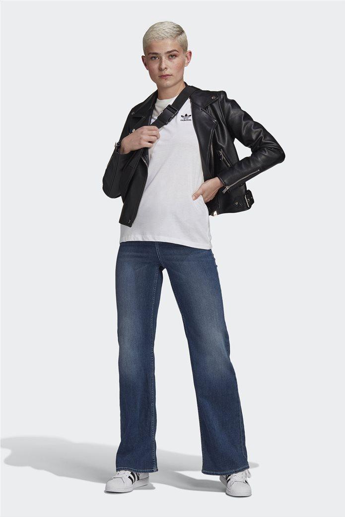 Adidas γυναικείο T-shirt ''Adicolor Classics 3-Stripes'' 1