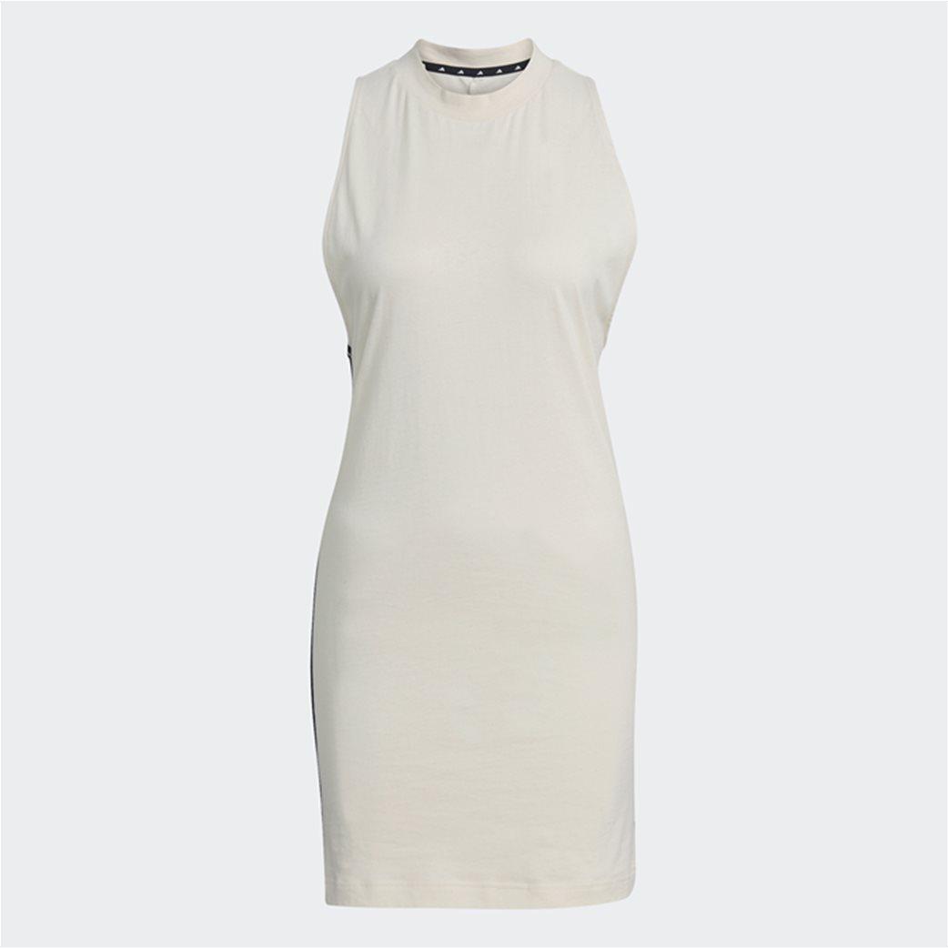 Adidas γυναικείο mini φόρεμα αμάνικο Loose Fit 5