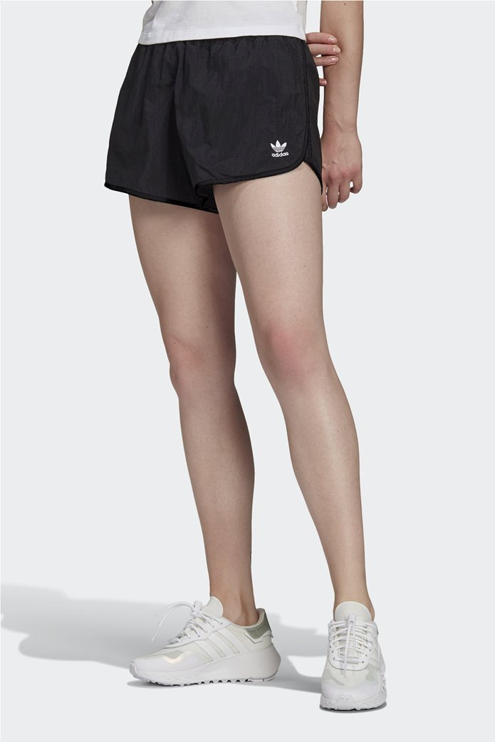 Adidas γυναικείο αθλητικό σορτς ''Adicolor Classics 3-Stripes'' 0