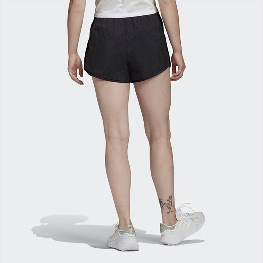 Adidas γυναικείο αθλητικό σορτς ''Adicolor Classics 3-Stripes'' 2
