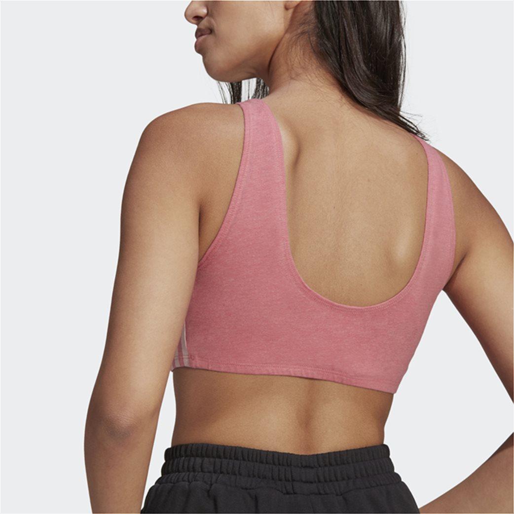 Adidas γυναικείο αθλητικό μπουστάκι ''Fakten'' 4