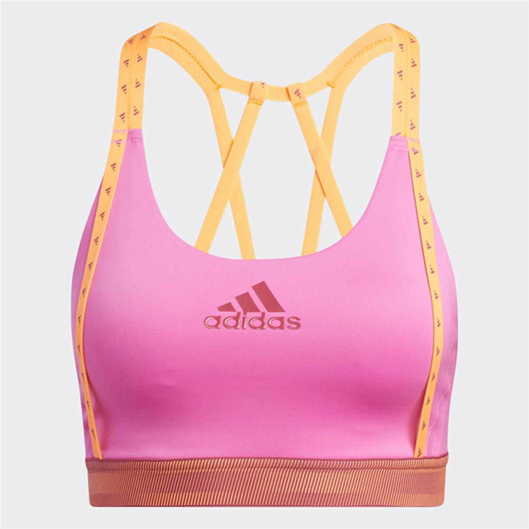 Adidas γυναικείο αθλητικό μπουστάκι ''Don't Rest'' 6
