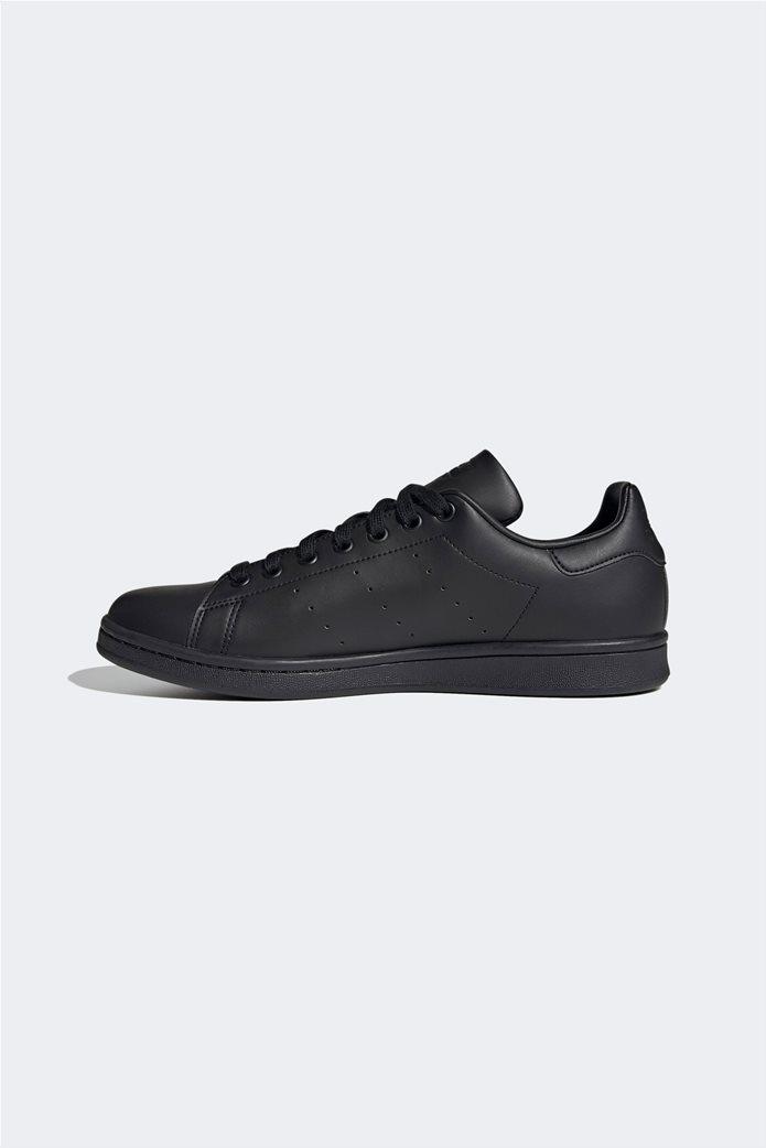 "Adidas unisex sneakers ""Stan Smith"" Μαύρο 1"