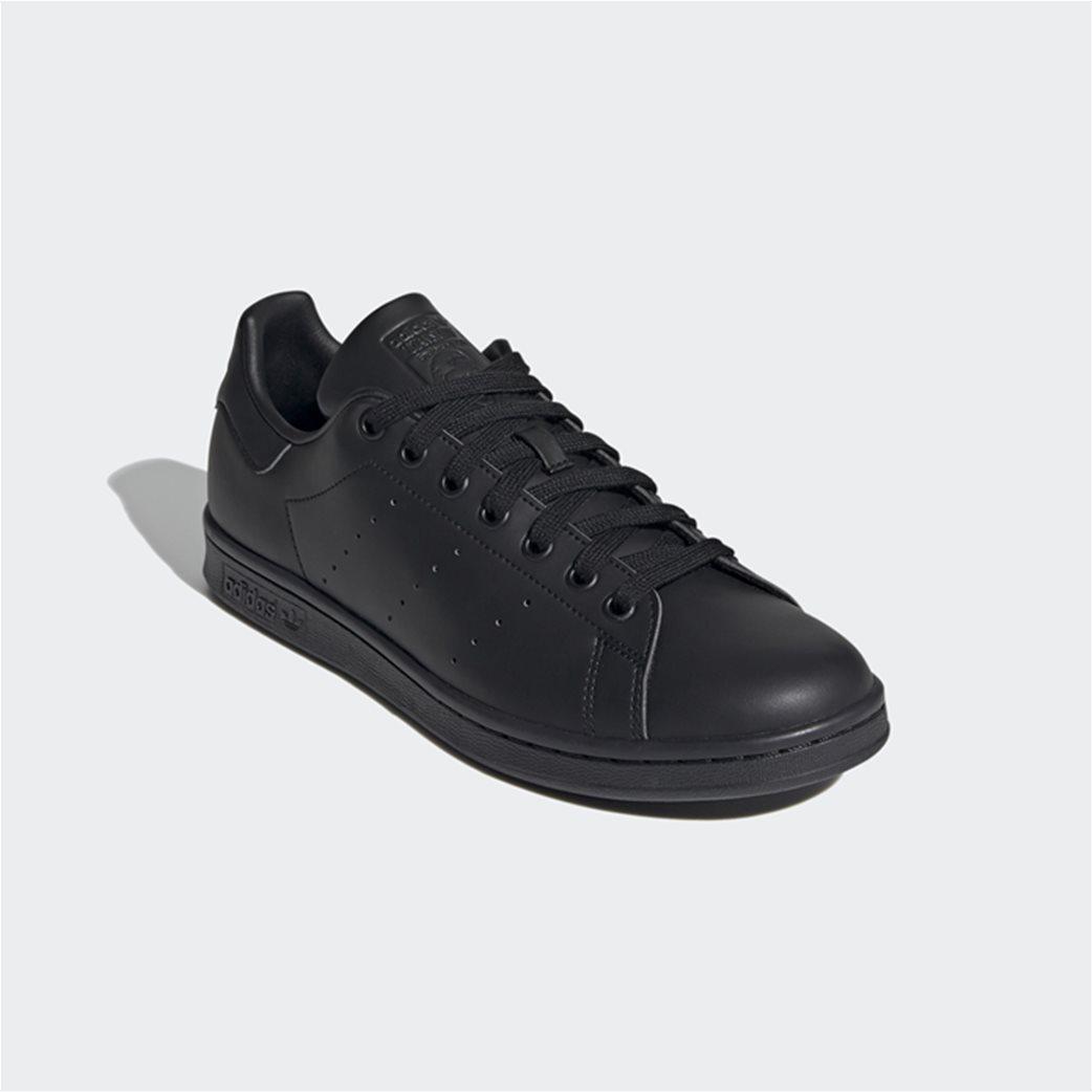 "Adidas unisex sneakers ""Stan Smith"" Μαύρο 2"