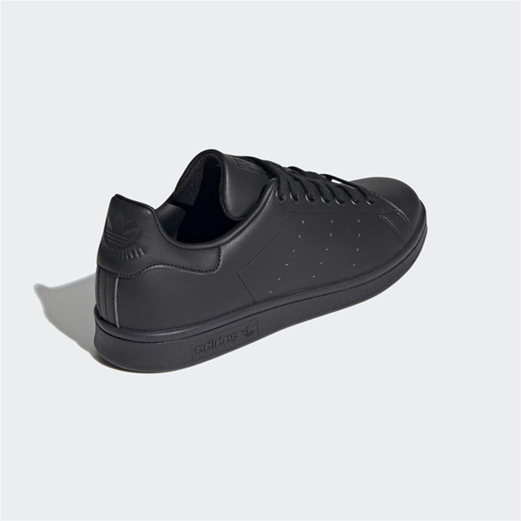 "Adidas unisex sneakers ""Stan Smith"" Μαύρο 3"