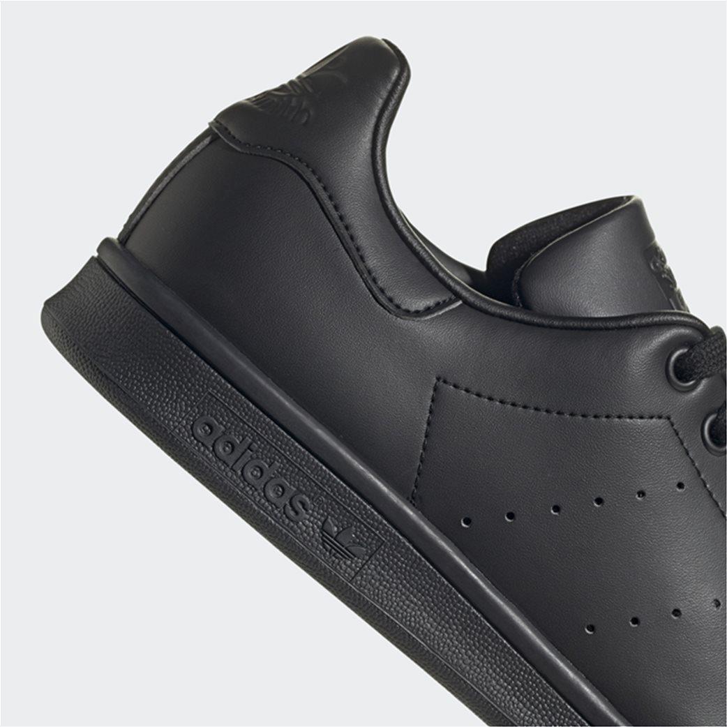 "Adidas unisex sneakers ""Stan Smith"" Μαύρο 5"