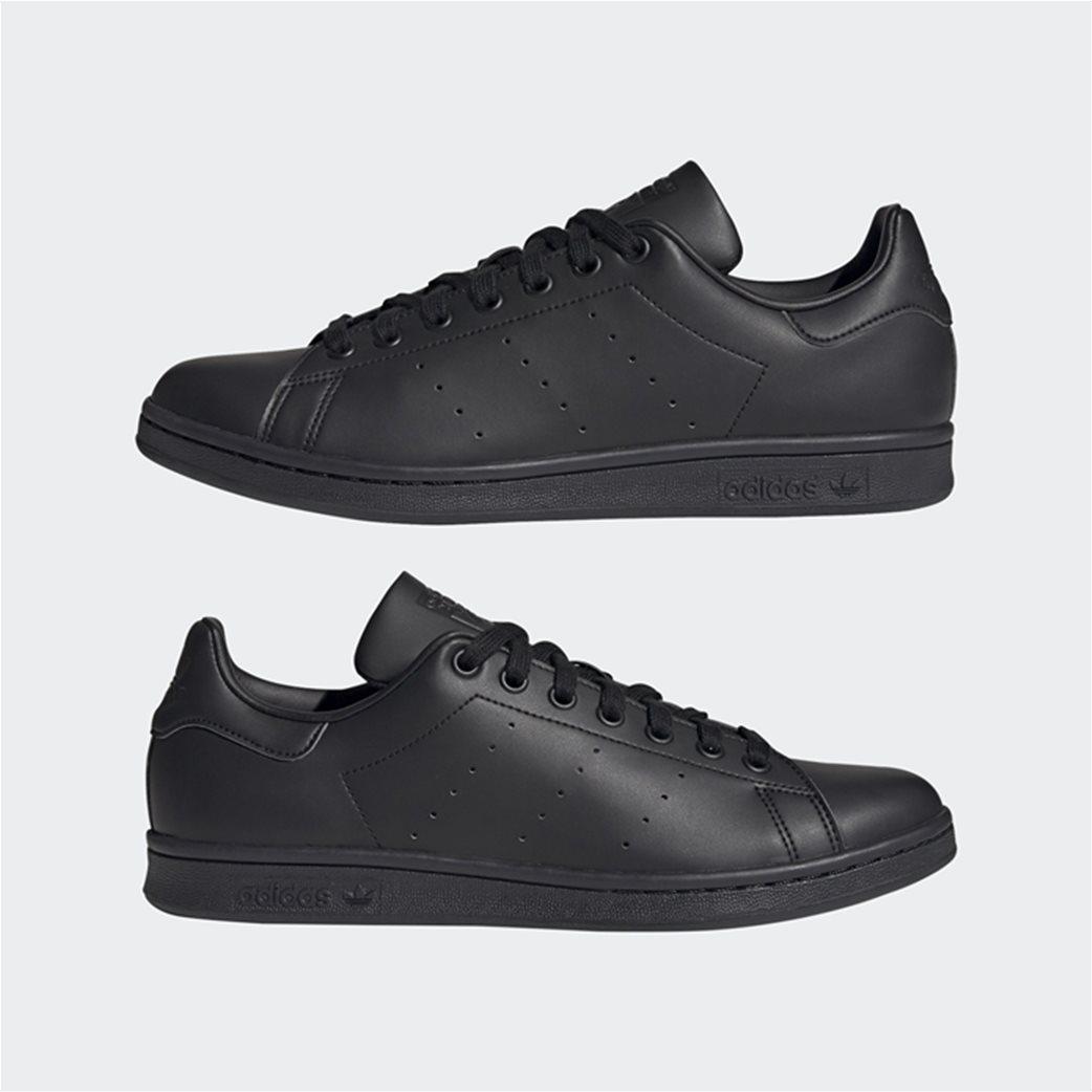 "Adidas unisex sneakers ""Stan Smith"" Μαύρο 6"