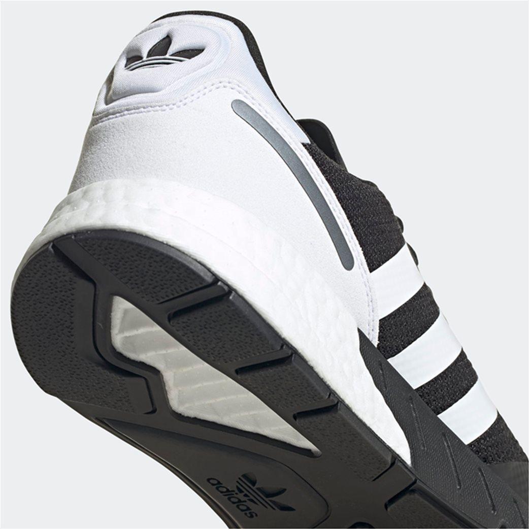 Adidas unisex sneakers  ''ΖΧ 1Κ Boot'' Μαύρο 6