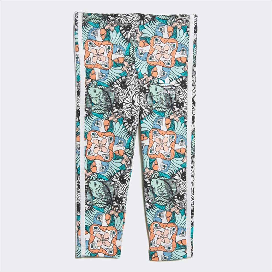 Adidas βρεφικό σετ κολάν και μπλούζα  Zoo Tee 3