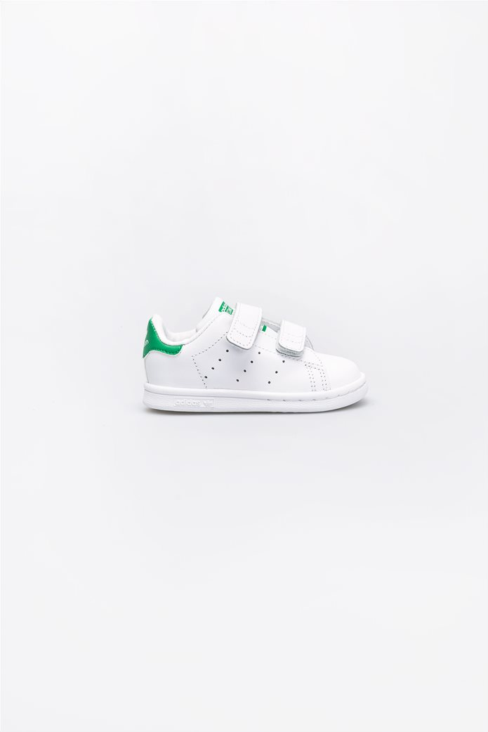 d0409163000 ADIDAS | Παιδικά παπούτσια Stan Smith Adidas Λευκό | notos