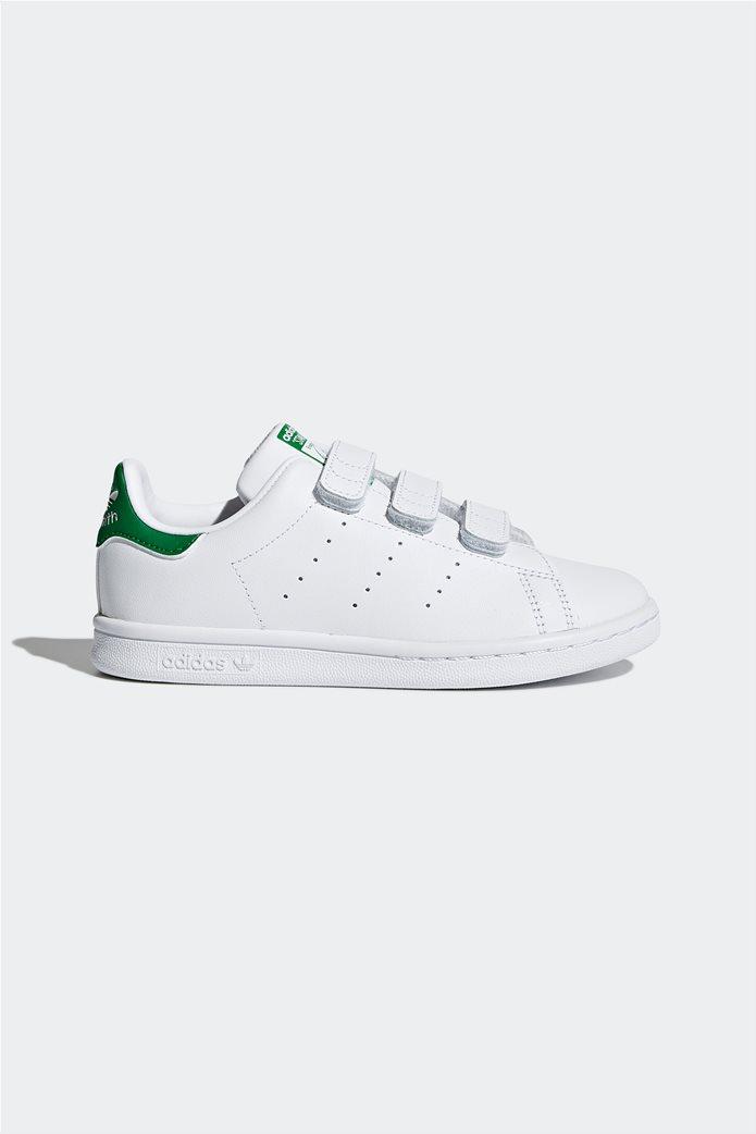 Adidas παιδικά αθλητικά παπούτσια Stan Smith (8-16 ετών) 0