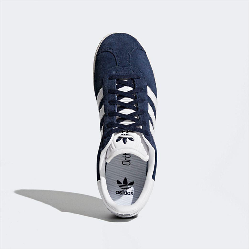 Adidas παιδικά αθλητικά παπούτσια Gazelle μπλε σκούρο 1