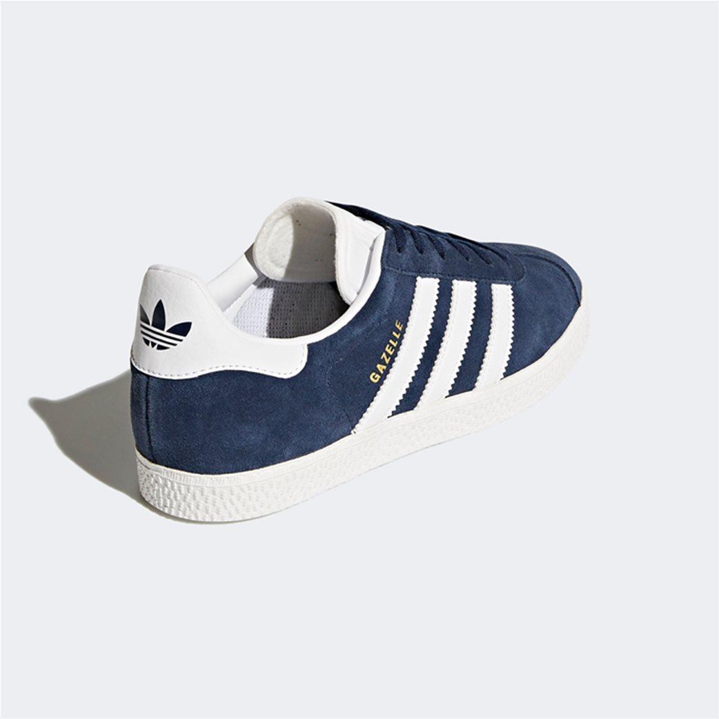 Adidas παιδικά αθλητικά παπούτσια Gazelle μπλε σκούρο 4