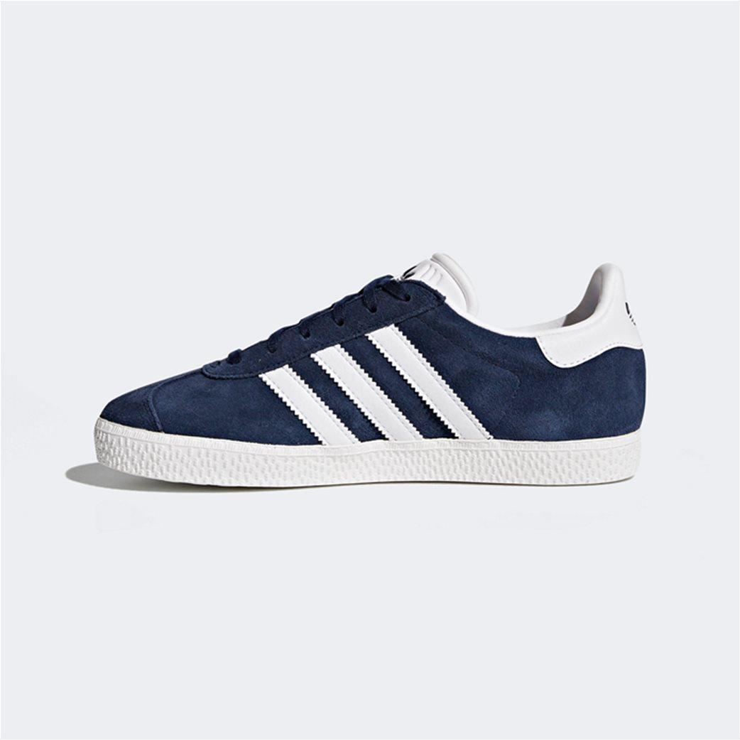 Adidas παιδικά αθλητικά παπούτσια Gazelle μπλε σκούρο 5