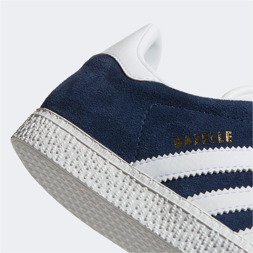 Adidas παιδικά αθλητικά παπούτσια Gazelle μπλε σκούρο 8