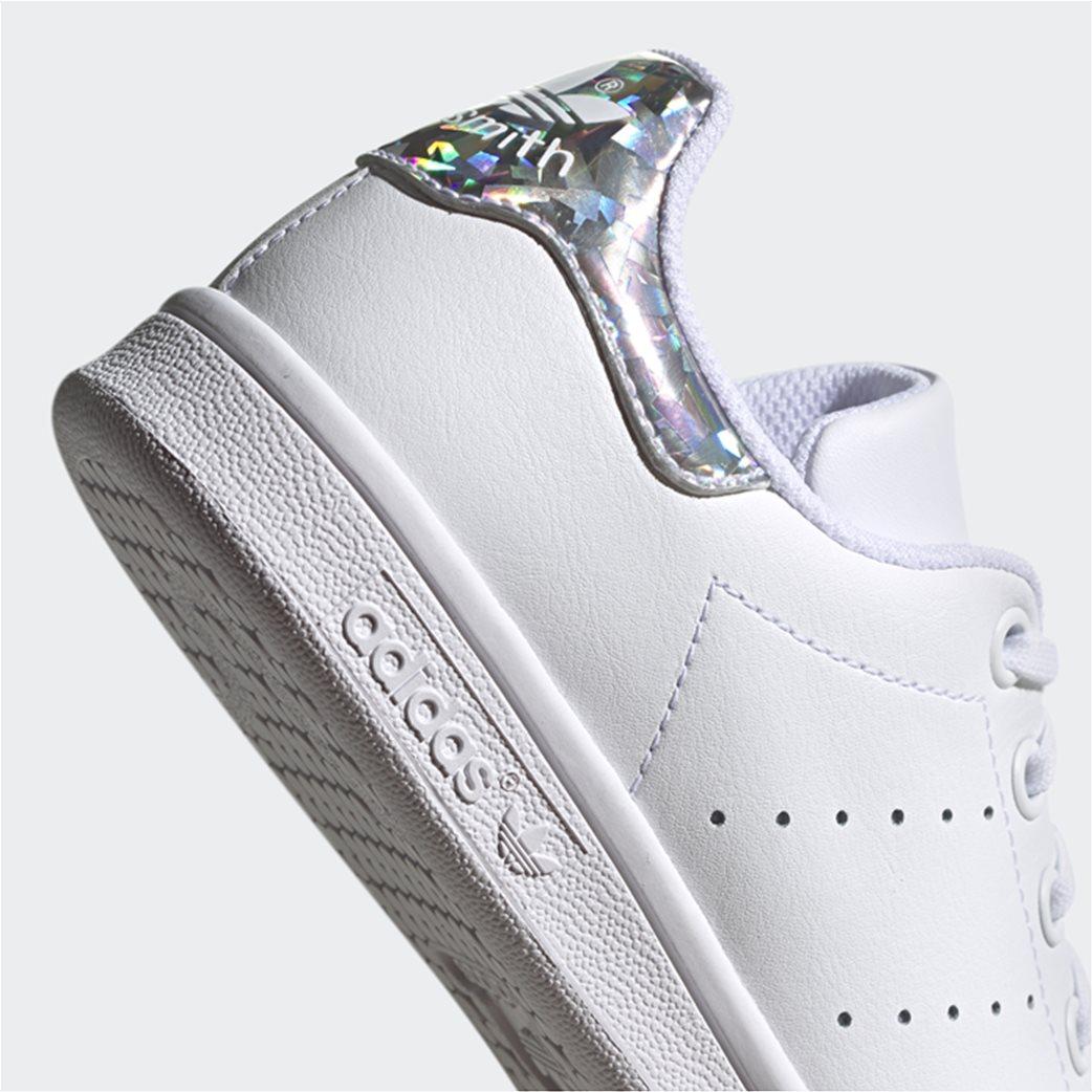 """Αdidas παιδικά sneakers Originals """"Stan Smith"""" (35-38 νούμερο) 4"""
