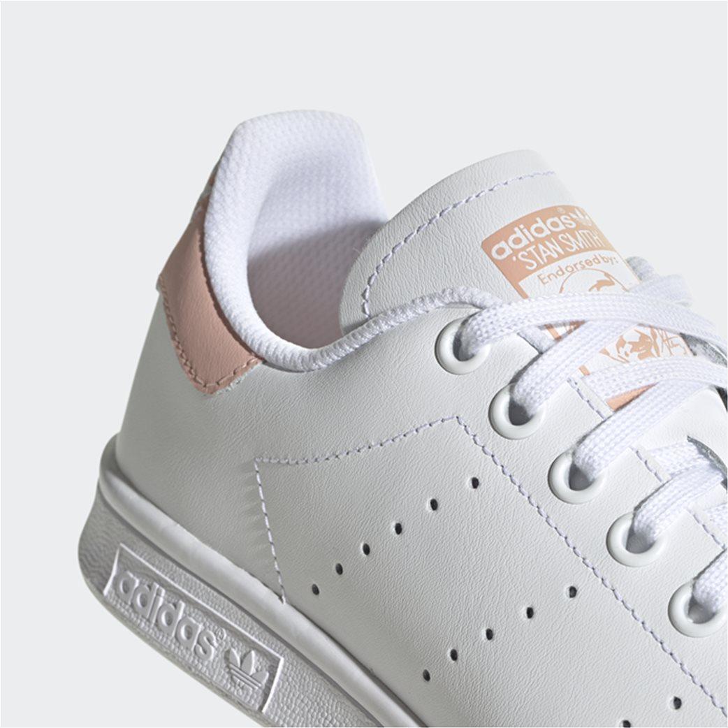 """Αdidas παιδικά sneakers Originals """"Stan Smith"""" (35-38 νούμερο) 2"""