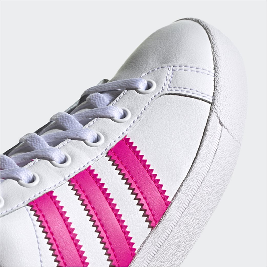 "Adidas παιδικά sneakers με κορδόνια ""Coast Star J"" 4"