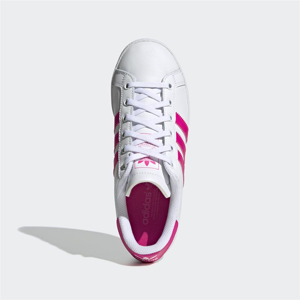 "Adidas παιδικά sneakers με κορδόνια ""Coast Star J"" 5"