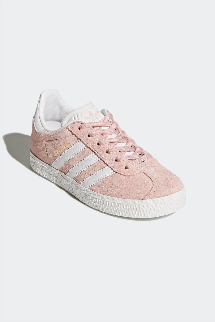 "Adidas παιδικά sneakers με κορδόνια  ""Gazelle C"" 1"