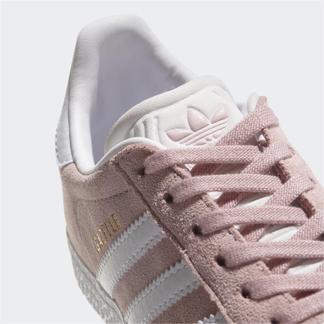 "Adidas παιδικά sneakers με κορδόνια  ""Gazelle C"" 2"
