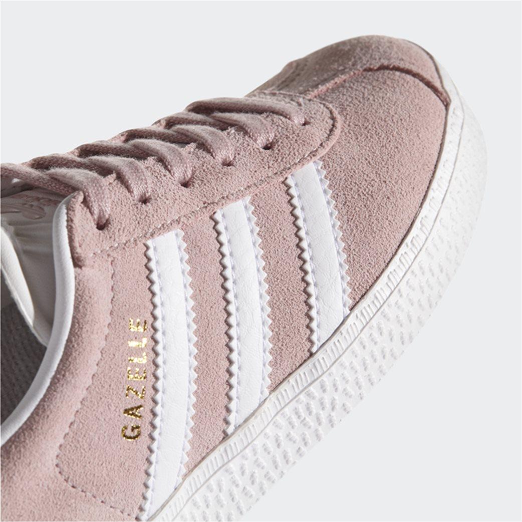 "Adidas παιδικά sneakers με κορδόνια  ""Gazelle C"" 3"