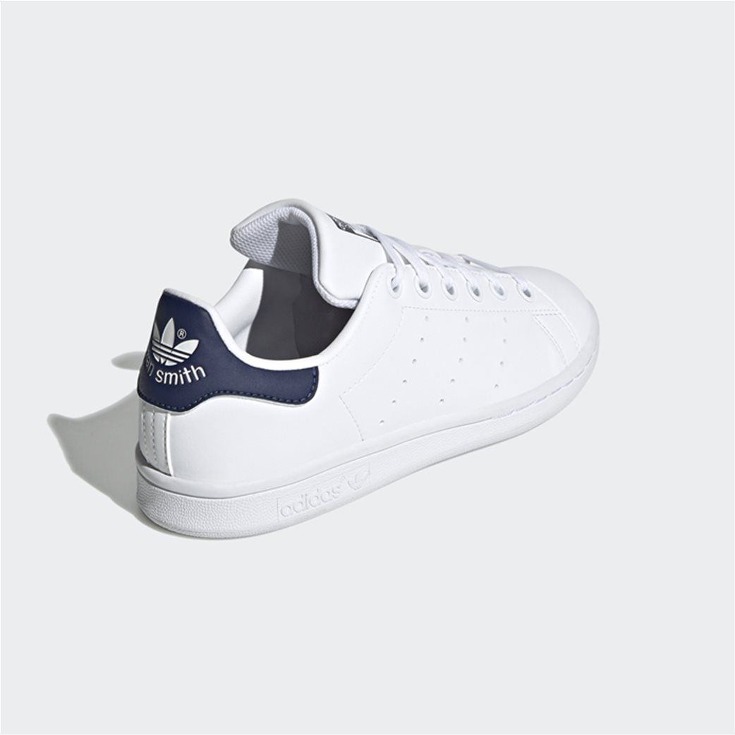 Adidas παιδικά sneakers ''Stan Smith'' Λευκό 3