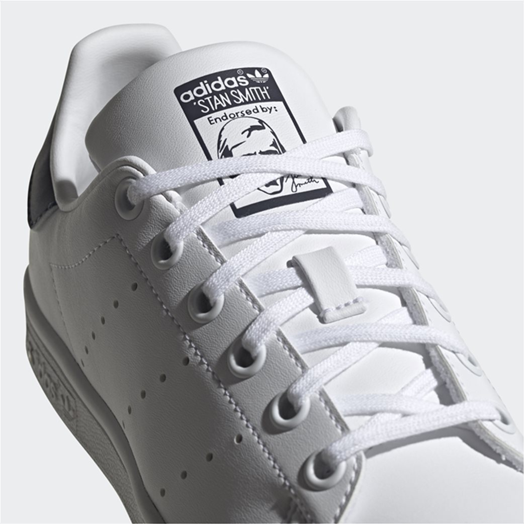 Adidas παιδικά sneakers ''Stan Smith'' Λευκό 4