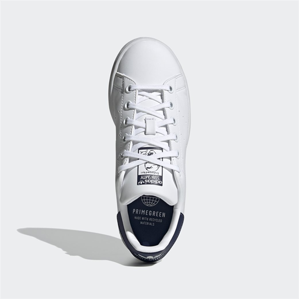Adidas παιδικά sneakers ''Stan Smith'' Λευκό 6