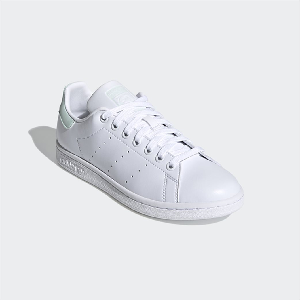Adidas γυναικεία sneakers ''Stan Smith'' Λευκό 2