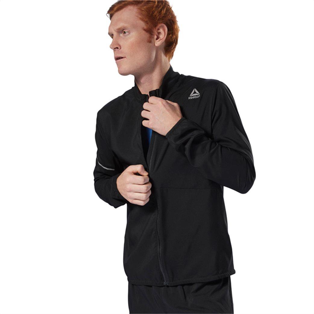Reebok ανδρικό τζάκετ Running Woven Jacket 1