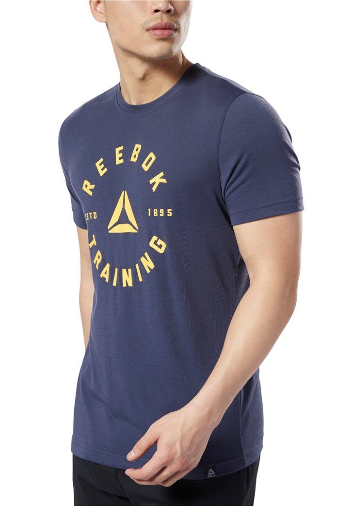 "Reebok ανδρικό T-shirt ""Gs Training Speedwick"" 0"