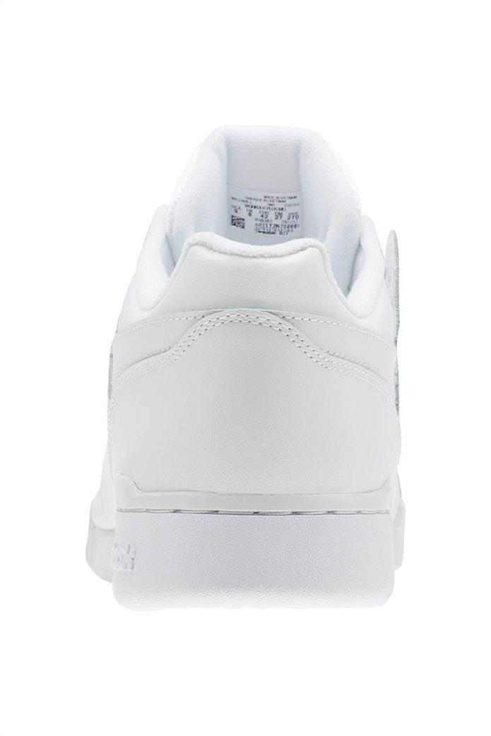 Reebok ανδρικά αθλητικά παπούτσια λευκά Workout Plus MU 3