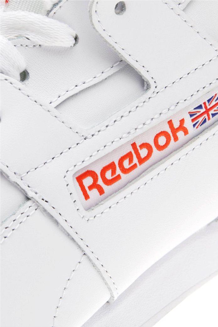 Reebok ανδρικά αθλητικά παπούτσια λευκά Workout Plus MU 7