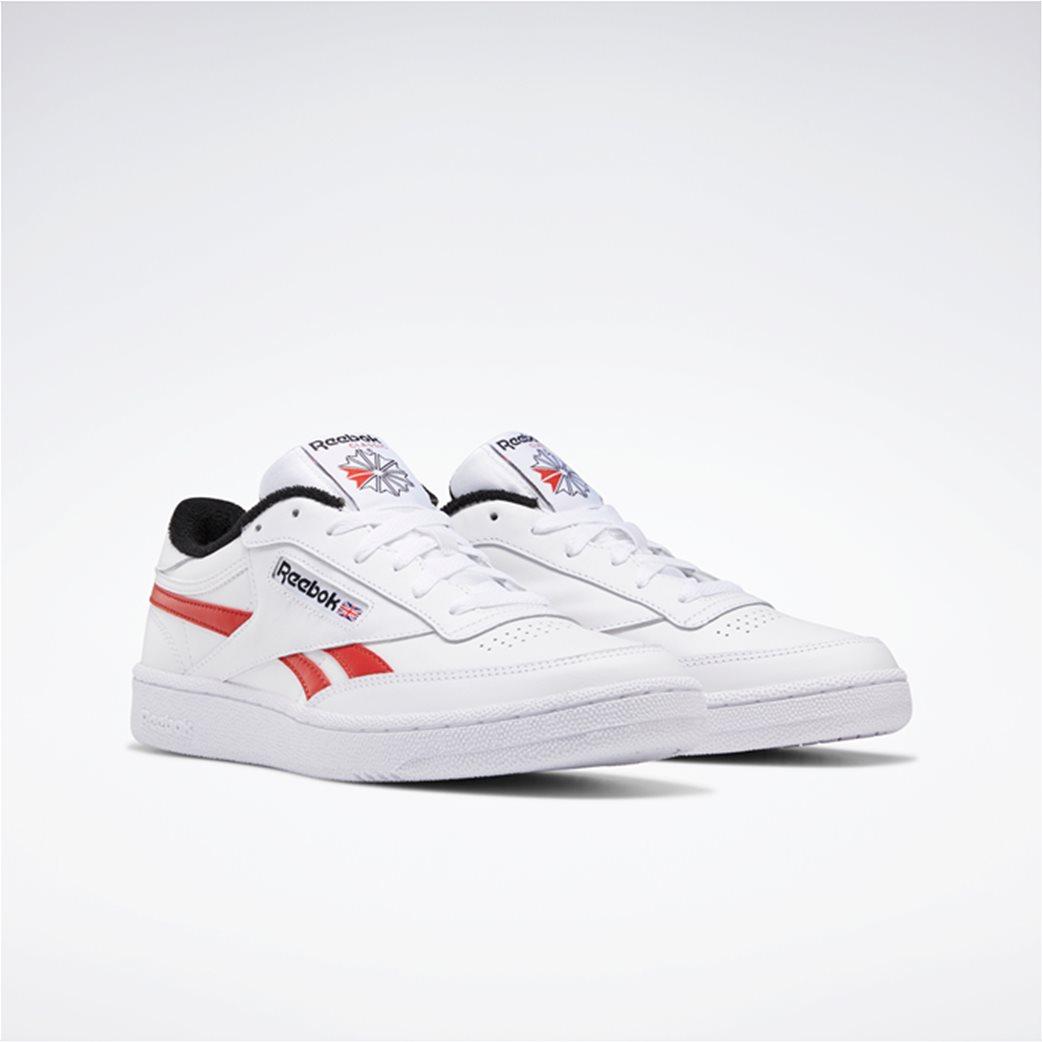 Reebok ανδρικά αθλητικά sneakers με κορδόνια ''Club C Revenge'' 1