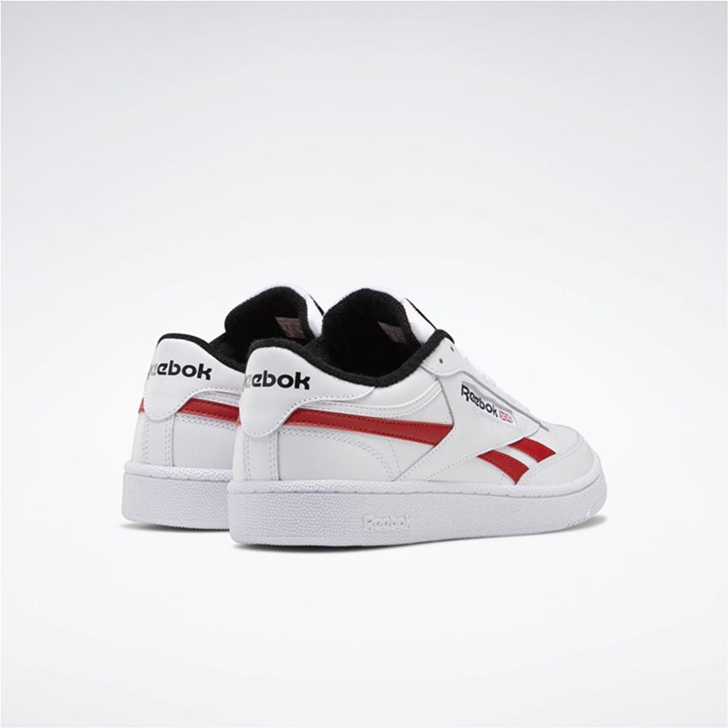 Reebok ανδρικά αθλητικά sneakers με κορδόνια ''Club C Revenge'' 2