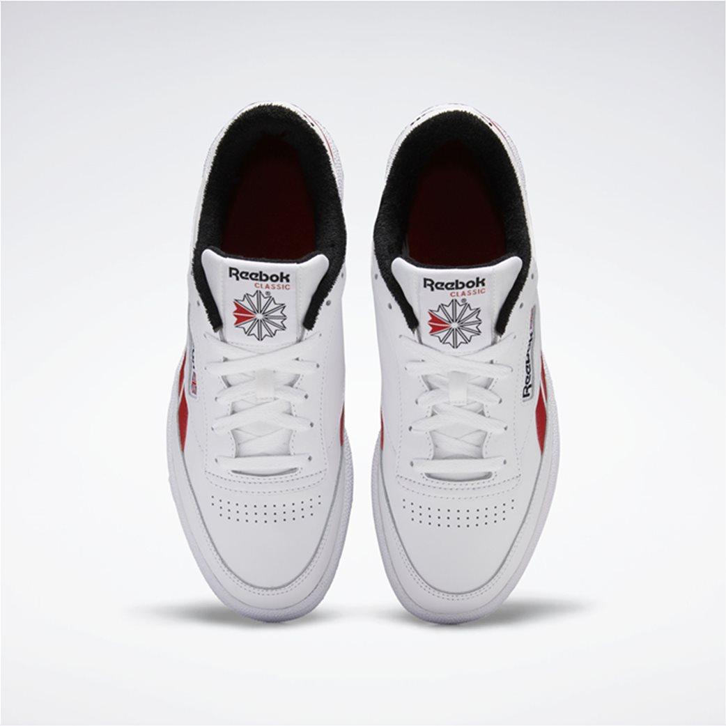 Reebok ανδρικά αθλητικά sneakers με κορδόνια ''Club C Revenge'' 3