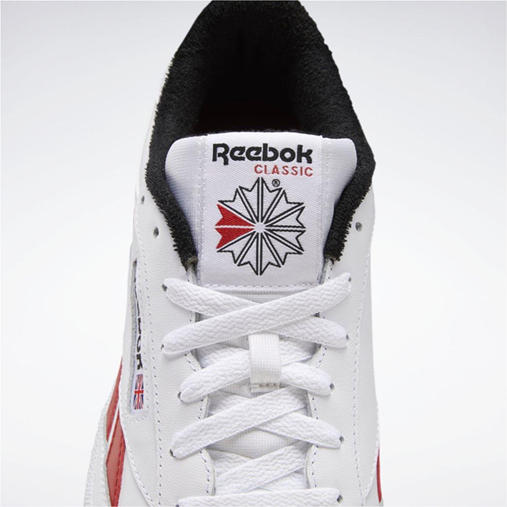 Reebok ανδρικά αθλητικά sneakers με κορδόνια ''Club C Revenge'' 4