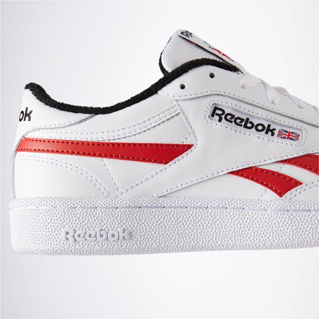 Reebok ανδρικά αθλητικά sneakers με κορδόνια ''Club C Revenge'' 5