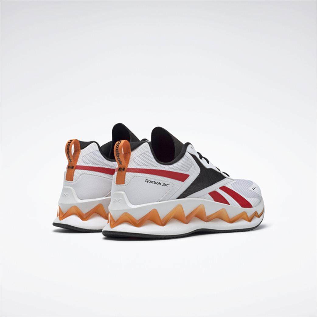 Reebok ανδρικά αθλητικά παπούτσια ''Zig Elusion Energy'' Λευκό 2