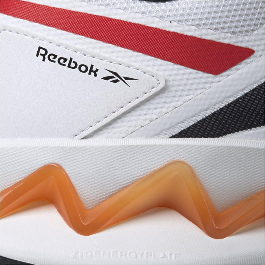 Reebok ανδρικά αθλητικά παπούτσια ''Zig Elusion Energy'' Λευκό 4